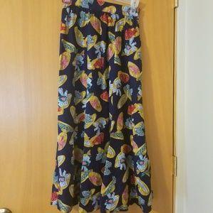 Flowy summer skirt